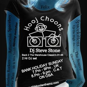 Hooj Choons Live On OSA 16/04/17 2hr set