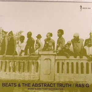 Resultado de imagen para Ras G - Beats & The Abstract Truth