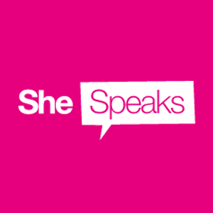#SheSpeaks with Chloe Desave 18th April 2018
