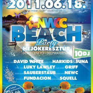 NewC - BeachParty2011Promo