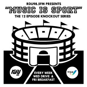 Music is Sport | Episode 1: The Competition