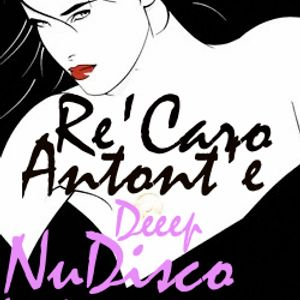 Vol2 Re'Caro Antont'e NUDISCO 80's Soul MiXXX