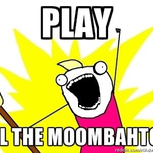 April 2013 Moombahton Mix