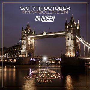 Adam Scavo at Cafe Mambo Ibiza's London Closing Party (07.10.2017)
