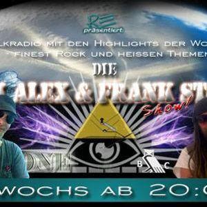 Amokalex & Frank Stoner Show Part II from 16.03.2016