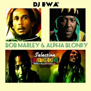 Bob Marley ft. Alpha Blondy {live}