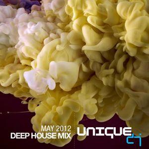 Unique Dj   May 2012 Deep House Mix