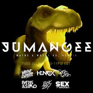 Henrix - Mixify Jumangee Release Party - 10.07.2013