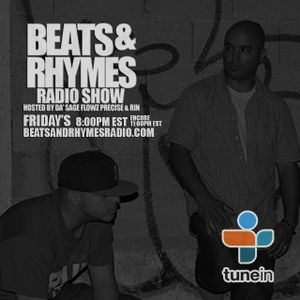 Beats & Rhymes Radio Show 09.23.16
