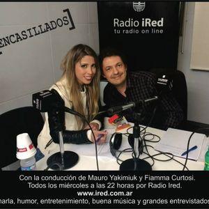 Encasillados. Programa del miércoles 28/6 en iRed.tv Nota con Solange Verina (actríz).