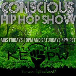 5/19/2017 The Conscious Hip Hop Show w/ J5MD KEPW-LP 97.3 FM Eugene Oregon community radio