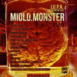Deejay Julião presents This is BASS - Miolo Monster Edition-November 2012
