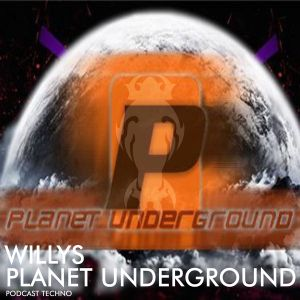 Dj Willys - K1 Résistance Crew @ PLANET UNDERGROUND PODCAST - 2015-02