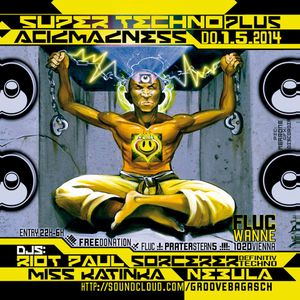 Acidmadness Fluc Party Mix - 01.05.2014