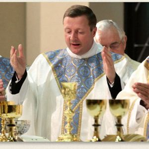 June 3, 2012 - Solemnity of the Most Holy Trinity
