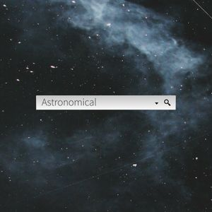 Astronomical #1 (12/5/2017)
