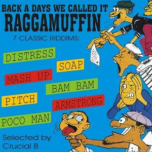 Crucial Vibes Classic mix: Back in a days we called it RAGGAMUFFIN
