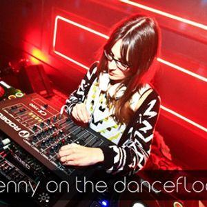 Penny on the dancefloor