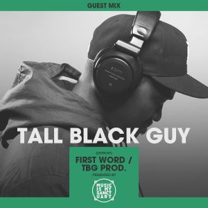 TALL BLACK GUY (Detroit) - MIMS' Forgotten Treasures Series