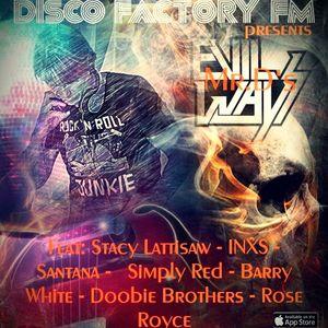 Evil Ways. Smooth disco and dance classics mashup