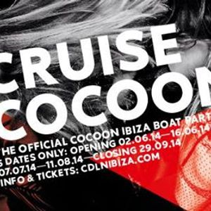 Ryan Platts  - Live At Cruise Cocoon Boat Party, Cirque De La Nuit (Ibiza) - 02-Jun-2014