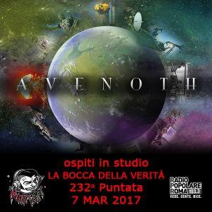 232 - Night Shift - LA BOCCA DELLA VERITÀ - 7 MAR 2017