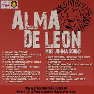 Alma de León - La Mixtape @ Mas Jahma Sound