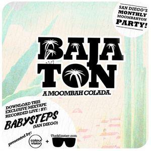 BabySTEPS - bajatonLOVE Mix