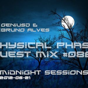 Midnight Sessions #086 - Physical Phase Guestmix [2012-06-21]