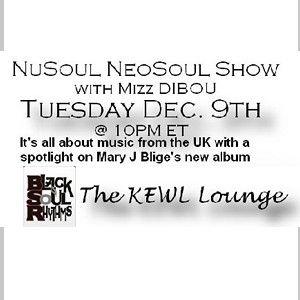 NuSoul NeoSoul Show - London Sessions - 10DEC2014