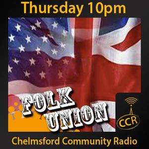 Folk Union - @FolkUnion - Carl Spaul - 25/06/15 - Chelmsford Community Radio