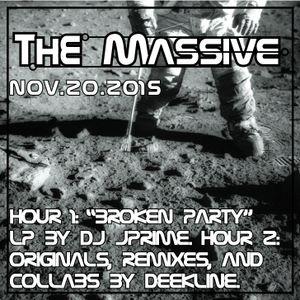 2015 11 20: THE MASSIVE