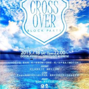 CROSS OVER MIX VOL1 DJ MOTOKI&DJ ONE-K