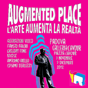 Andrea Berna - Live @ Augmented Place // RadioBue (Padua - 08/11/2012)