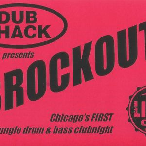 "Casper @ Brockout! ""The Launch Party"" (1997)"