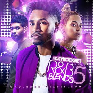 "DjTyBoogie ""R&b Blends #5"" MixTape"