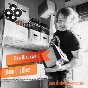 Ben Blackwell - Motor City Blues
