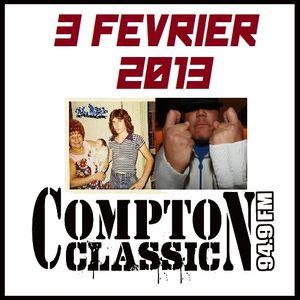 Compton Classic - Emission du 3 Février 2013