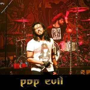 POP EVIL INTERVIEW WITH CHACHI RIOT