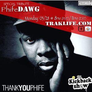 The Kickback Show EPISODE 112 - Thank You Phife Dawg