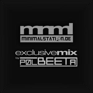 MINIMALSTATION.DE Exclusive Mix by POLBEETA