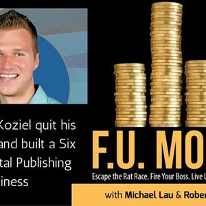 19: How Dave Koziel quit his job at UPS and built a 6-figure digital publishing business
