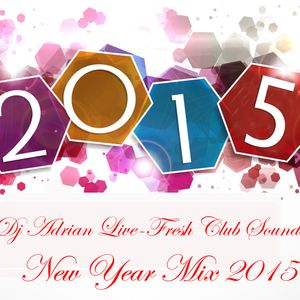 Fresh Club Sounds(#9) New Year Mix 2015