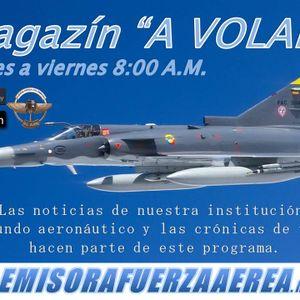 Magazin A Volar - (Especial de la Escuela de Suboficiales de la Fuerza Aérea Colombiana)
