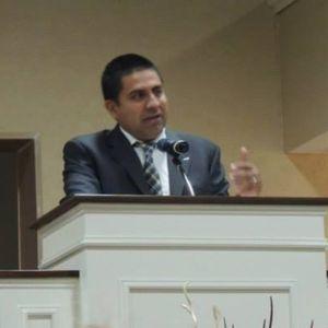 Misionero Octavio Gomez