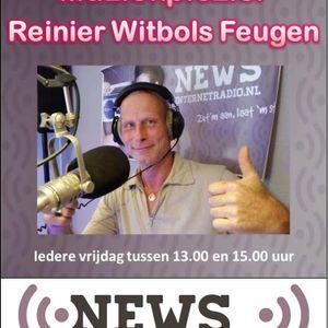 Muziekplezier 28 juli 2017 - Reinier Witbols Feugen