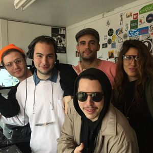 Love Injection with guests Tomas Station and O.BEE @ The Lot Radio 05:19:2018