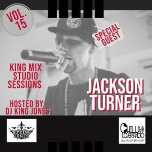 King Mix Studio Sessions Vol. 15 | Jackson Turner