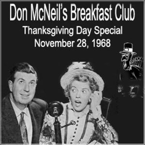 Don McNeil's Breakfast Club News & Thanksgiving Day Show (11-28-68)