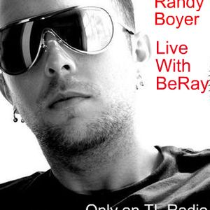The Revolution Party 008  Guest Mix (Randy Boyer)